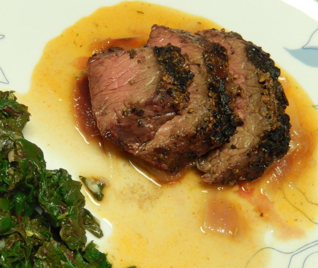 Bison for dinner!