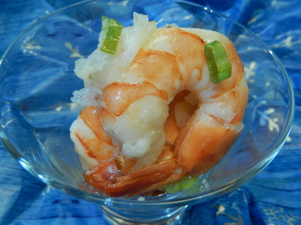 Fire & Ice Shrimp