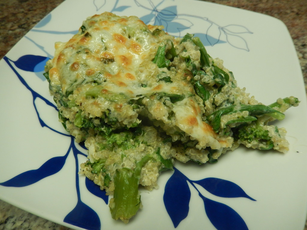 A vegetable packed dish with lots of flavor & no gluten!