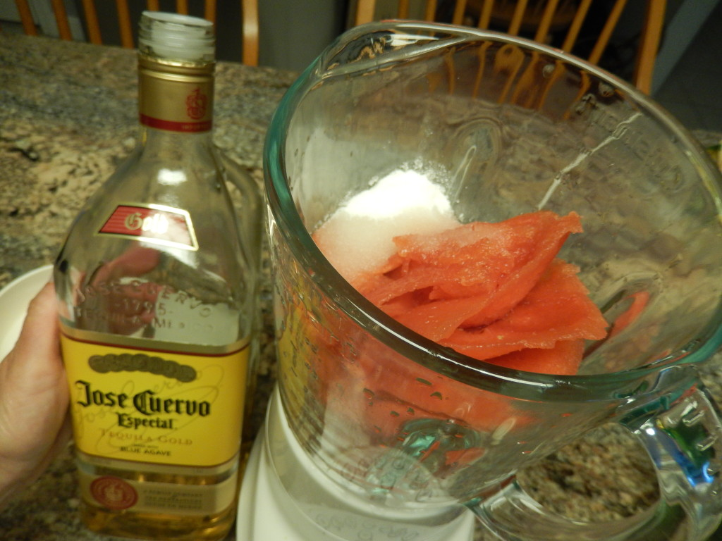Frosty on the 4th! Watermelon Margarita Ice Pops | Why Go Out To Eat?