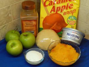 pumpkin apple dessert pizza (1)