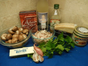 turkey & mushroom risotto (1)