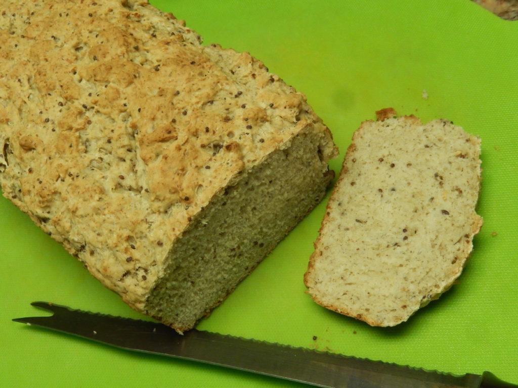 Cheddar Mustard Beer Bread