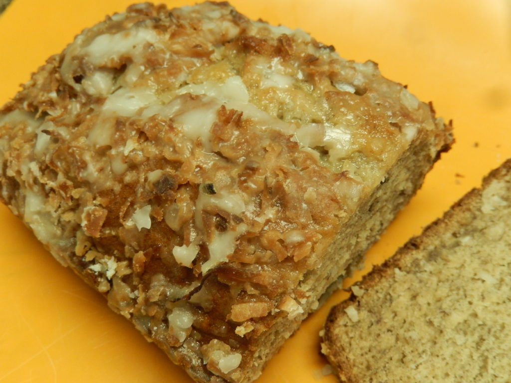 Lime & Coconut . . . Again! Coconut Banana Bread with Lime ...