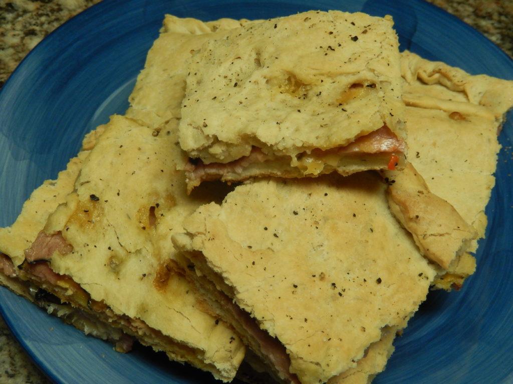 Ham & Cheese Pizza