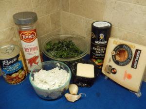 spinach & artichoke dip (1)
